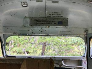danger - do not extend arms from windows