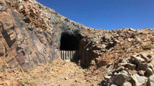 Needle's Eye Tunnel, closed