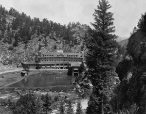 troutdale circa 1930s