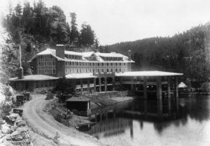 Troutdale (closed in winter), circa 1920s
